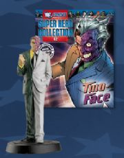 Eaglemoss DC Comics Super Hero Figurine Collection #012 Two Face